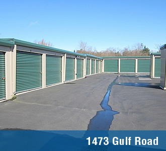 Point Roberts Mini Storage - 1473 Gulf Rd.